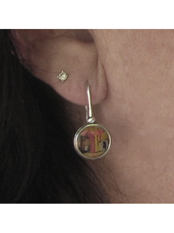 gestation earrings