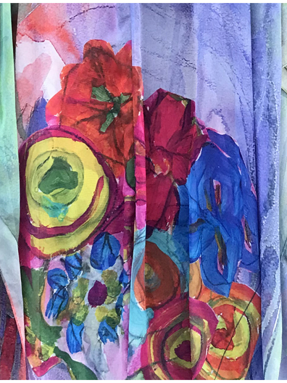 Sibof the Flowers Wrap