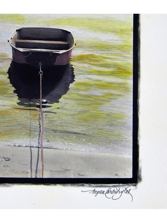 On Golden Pond - detail