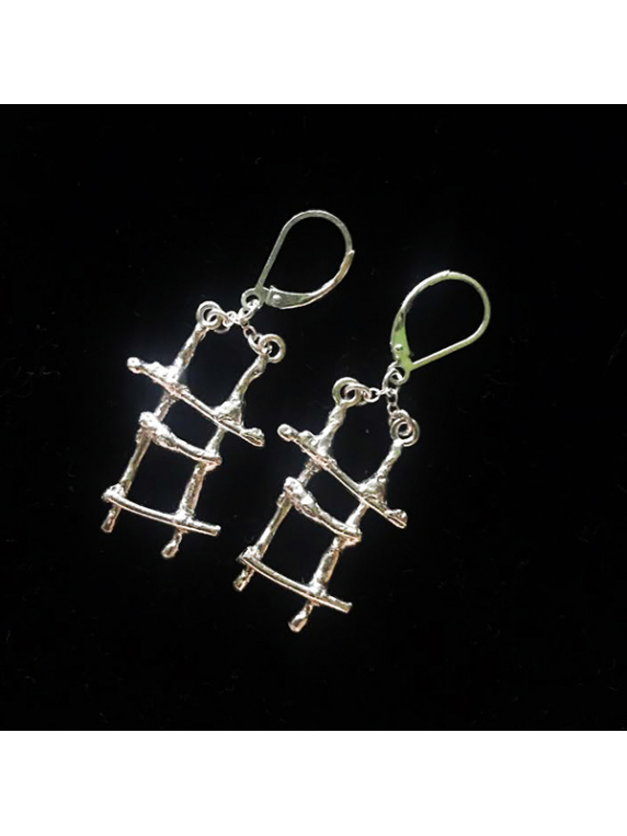 Purpose Ladder Earring North lever back