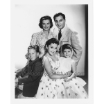 #18 Danny Thomas Show family