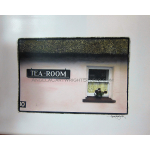 Tea Time - original hand painted photograph