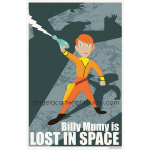 #89 'Will' Lost In Space poster