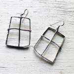 Light In The Window Earrings