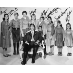 #105 VonTrapp Chair-SOM7 signed photograph 10x13