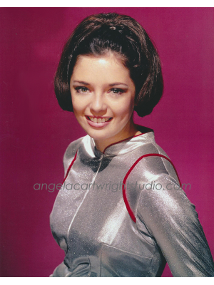 #19 Penny pink portrait-Lost In Space