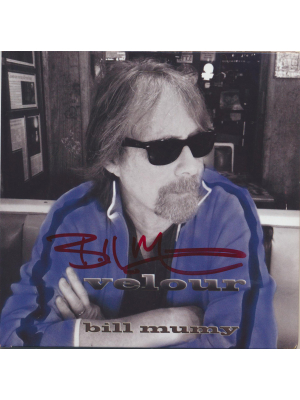 Bill Mumy's latest CD VELOUR autographed
