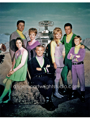 #63 Lost In Space sit 3rd season