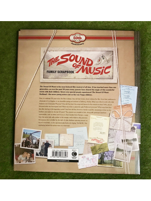 The Sound Of Music Family Scrapbook 50th