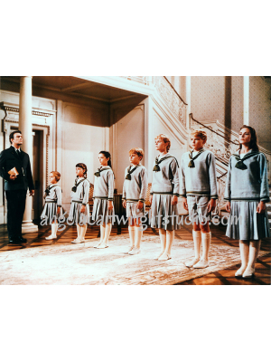 #36 Line Up-The Sound Of Music signed by Angela or 6 cast members