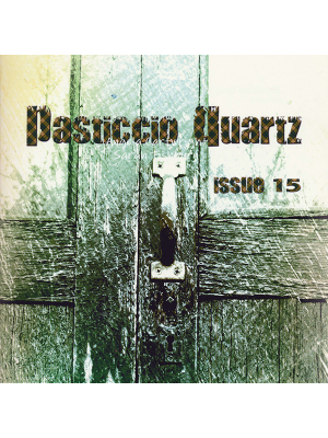 Pasticcio QuARTz Issue 15 art magazine