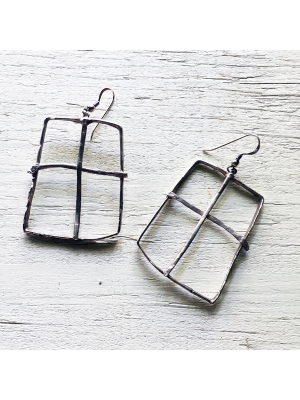 Window Earrings-AC original design