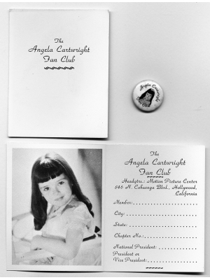 #47 Angela Vintage Fan Club Set