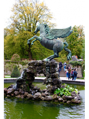 The Pegasus Fountain