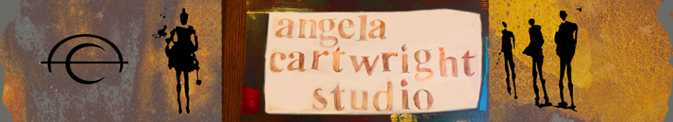 Angela Cartwright Studio Banner