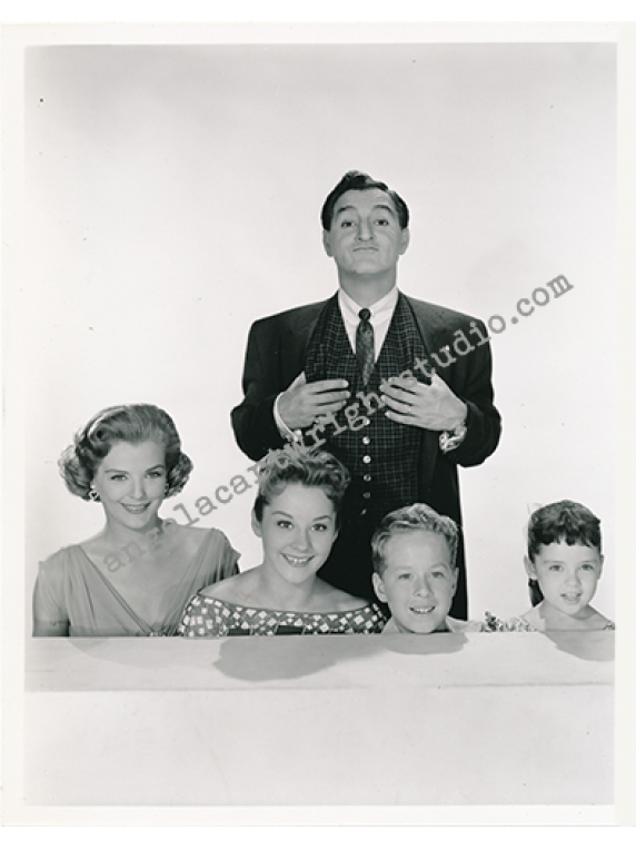 #126 Danny Thomas Show Family