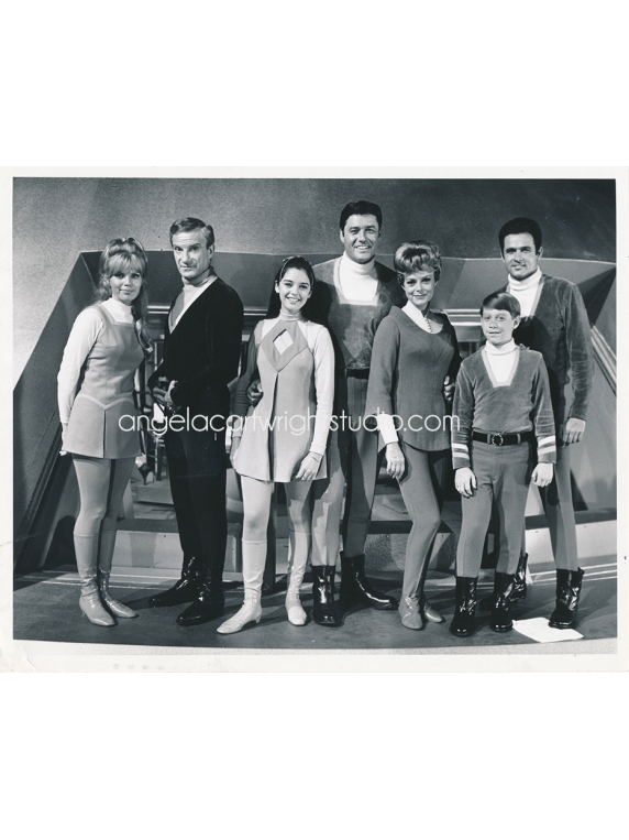 #133 Lost In Space 3rd season-BW