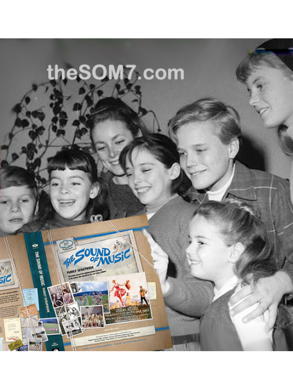 The Sound Of Music Family Scrapbook 55th Anniversary Edition