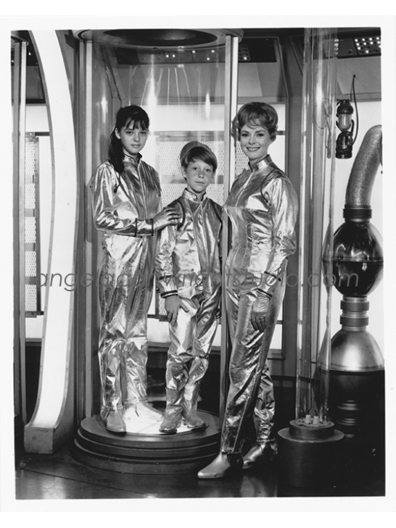 #49 Penny,Will & Maureen Robinson-Lost In Space