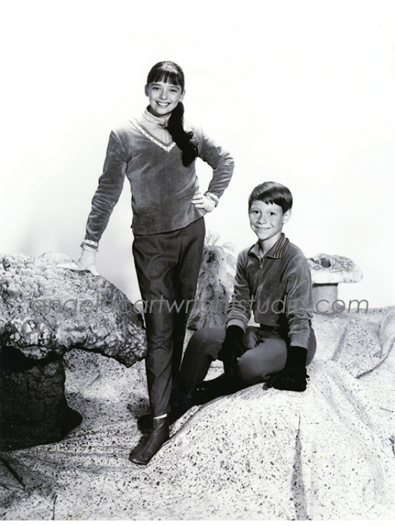 #68 Will & Penny Rock-Lost In Space
