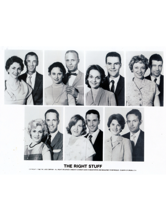 #68 The Right Stuff - 7