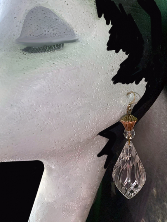 Ballroom Crystal Earrings