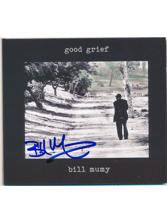#47 Bill Mumy Good Grief CD - Autographed