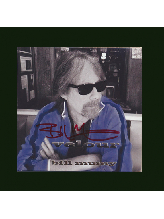 #11 Velour - Bill Mumy CD