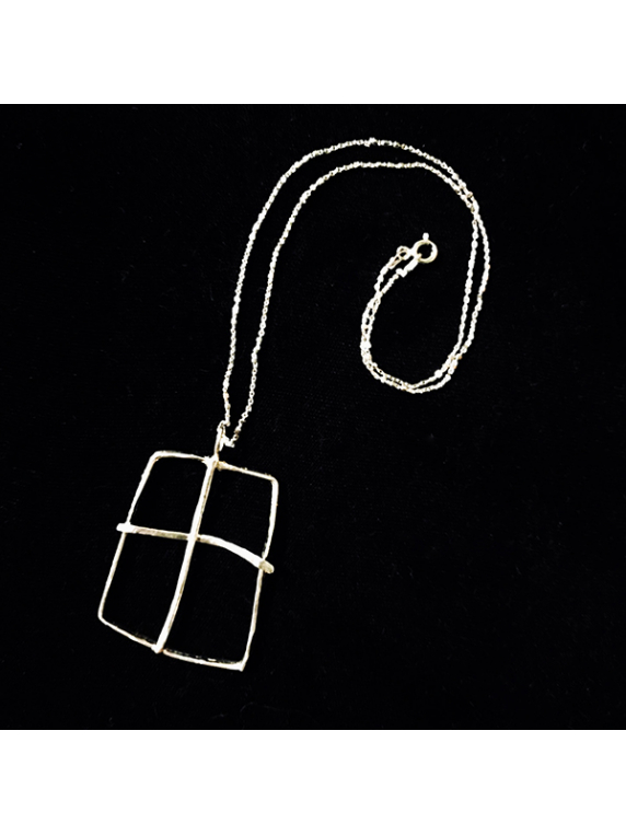Light In The Window Pendant - plain