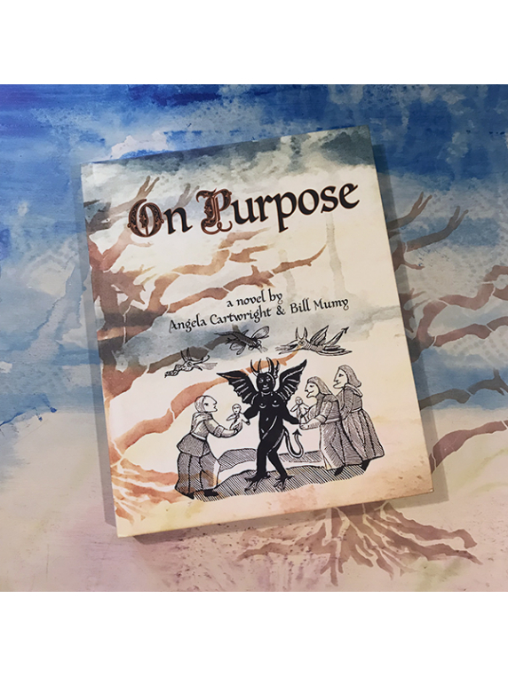 On Purpose deluxe 8 x 10 book