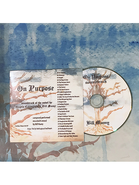 #20 On Purpose Soundtrack CD - Autographed
