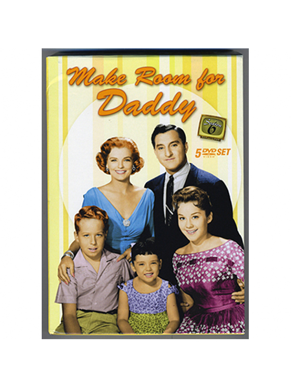 Danny Thomas Show DVD 5th Season