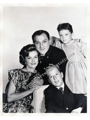 #127 Danny Thomas Show Family gathering