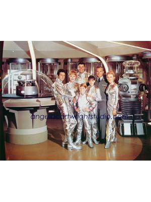 #13 Lost In Space Spaceship c