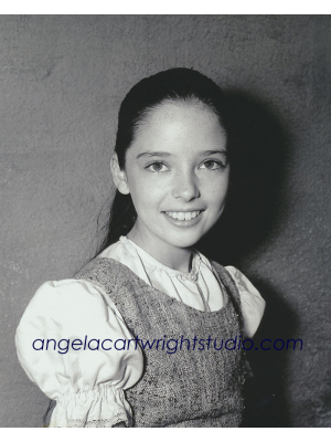 #1 Brigitta Sound of Music BW