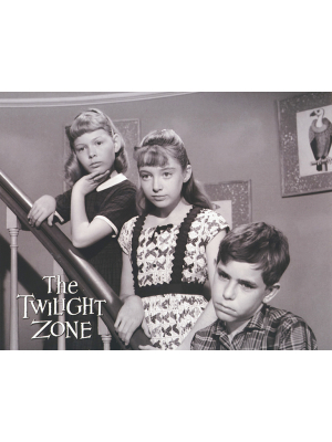 #72 Twilight Zone-Staircase