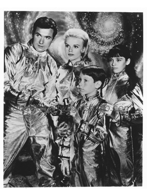 #83 Lost In Space cast of 4