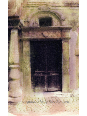 Doorway Downtown - print