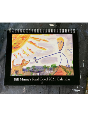 Bill Mumy's 2021A Real Good Calendar