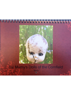 2019 Bill Mumys Dolls Of The Cornfield Calendar