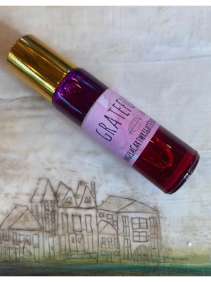 Grateful perfume oil rollette