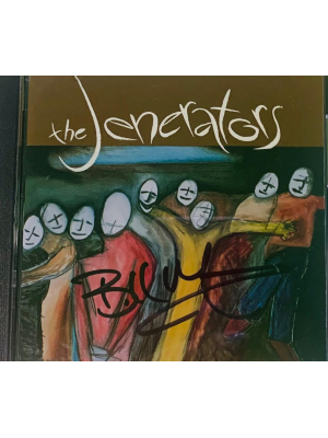 #22 The Jenerators - Autographed