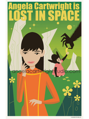 #90 'Penny' Lost In Space poster