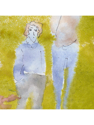 Picnickers detail