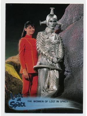 #114 Lost In Space Android Friend