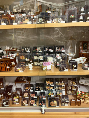 The miniature store