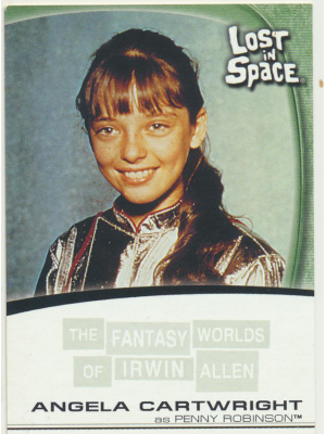 #48 Lost In Space Fantasy Worlds Trading Card
