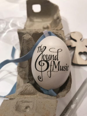 The Sound of Music egg