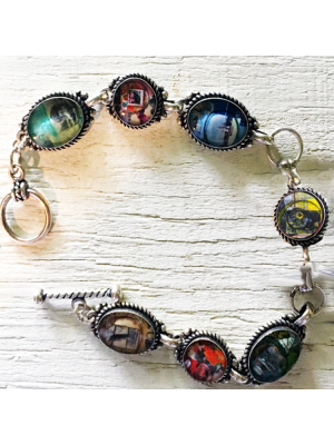 Color Theory Bracelet