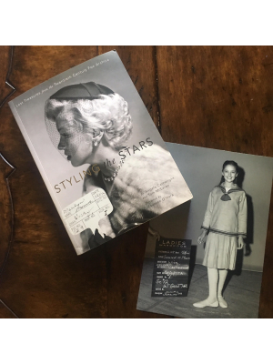Styling The Stars paperback book + Pic